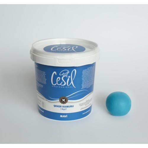 Cesil Mavi Şeker Hamuru 1 Kg