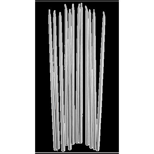 Parti Mumu 30cm Gümüş