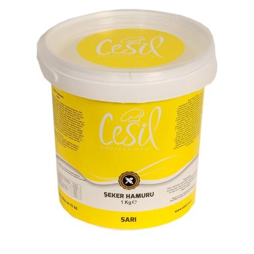 Royal Paste Sarı Şeker Hamuru 1 Kg