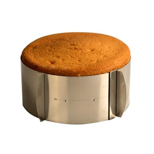 Ayarlanabilir Çember Kek Pasta Kalıbı