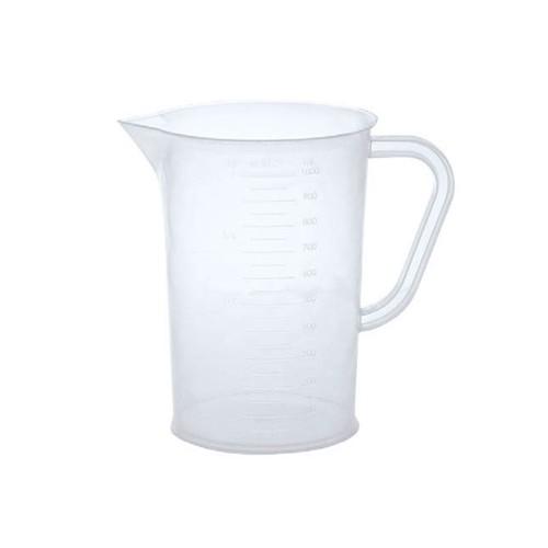Plastik Ölçü Kabı Karaf 0,5 Lt