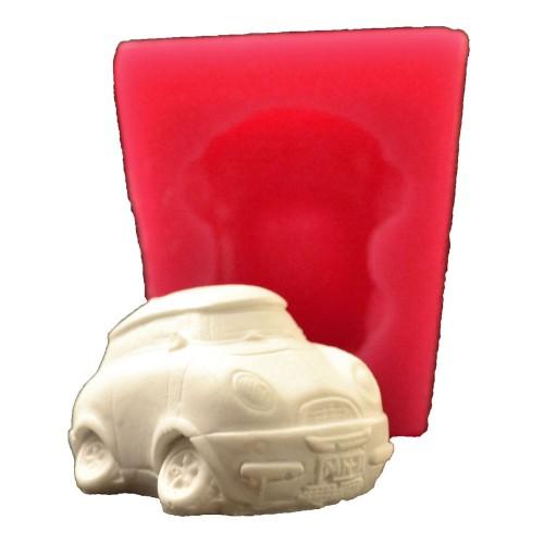 Cesil 3D Araba  Kokulu Taş ve Sabun Kalıbı (3,5*4,5Cm)