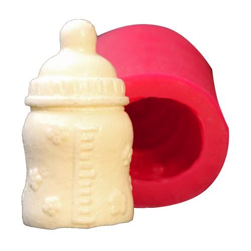 Cesil 3D Biberon Silikon Kokulu Taş ve Sabun Kalıbı