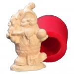 Cesil 3D Noel Baba Kokulu Taş & Sabun Kalıbı