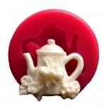 Cesil Çaydanlık Silikon Kokulu Taş ve Sabun Kalıbı