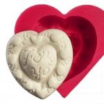 Cesil For You Kalp Silikon Kalıbı (8*7,5cm)