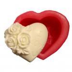 Cesil I Love You Kalp Silikon Kalıbı (3*5cm)