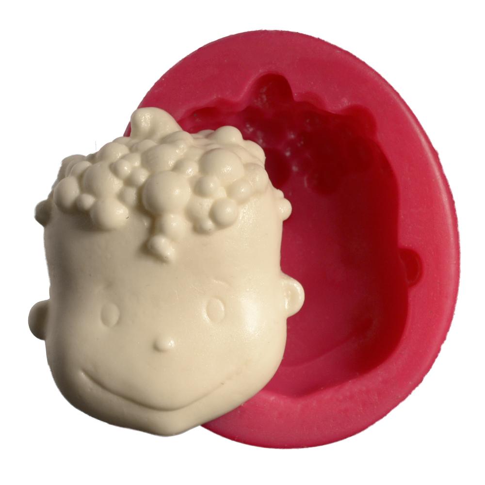 Cesil Kıvırcık Çocuk Kokulu Taş & Sabun Kalıbı
