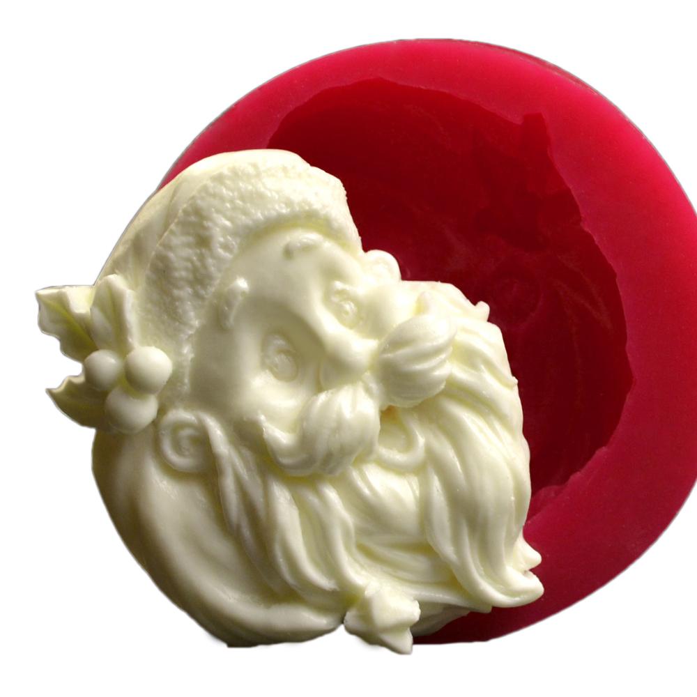 Cesil Noel Baba Silikon Kokulu Taş ve Sabun Kalıbı